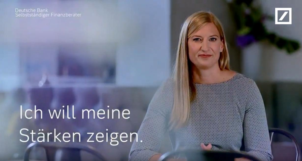 Imagefilm der Deutschen Bank
