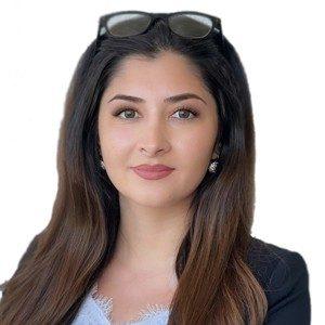 Profilbild Arezu Aksir